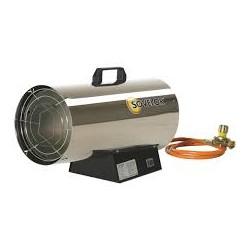 generateur air chaud gaz